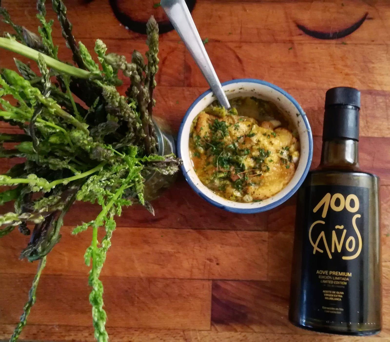 Gastronomía AOVE 100 Caños